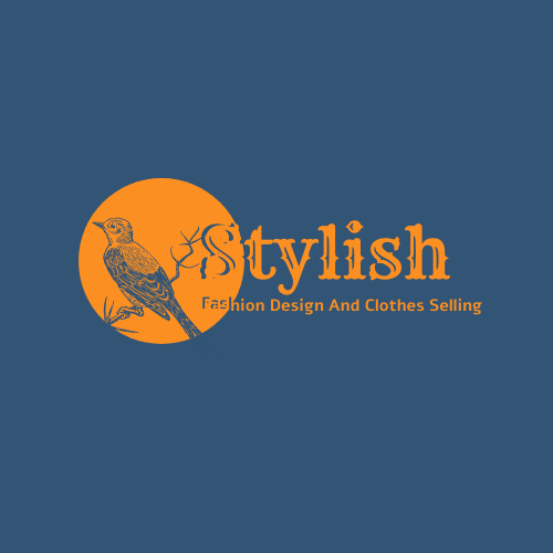Logo template: Fashion Logo Created With Vintage Illustration Of Birds (Created by InfoART's Logo maker)