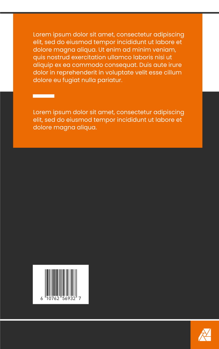 Book Cover template: Urban Photography Basic Book Cover (Created by InfoART's Book Cover maker)