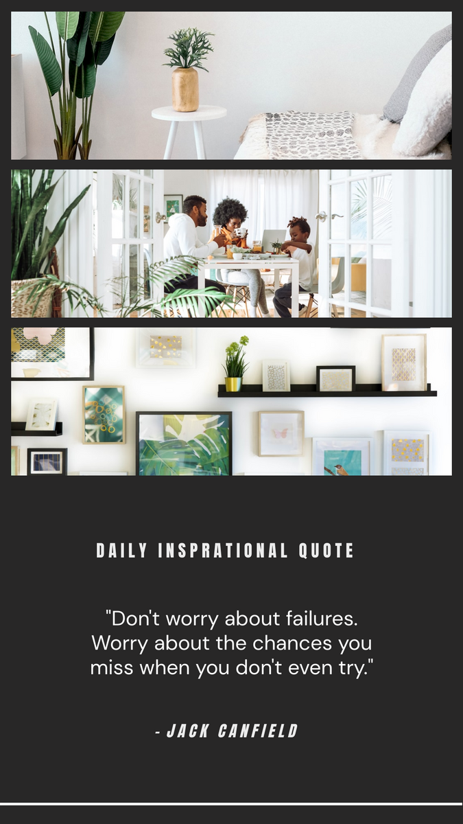 Instagram Story template: Quote About Living Life Instagram Story (Created by InfoART's Instagram Story maker)