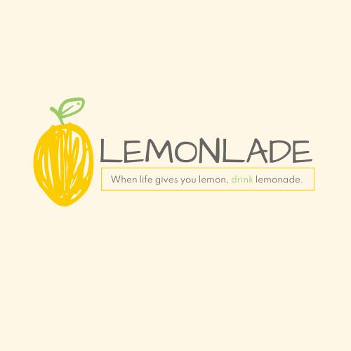 Logo template: Lemonade Logos (Created by InfoART's Logo maker)