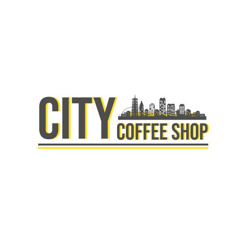 Logo template: Modern Logo Generated For Coffee Shop (Created by InfoART's Logo maker)