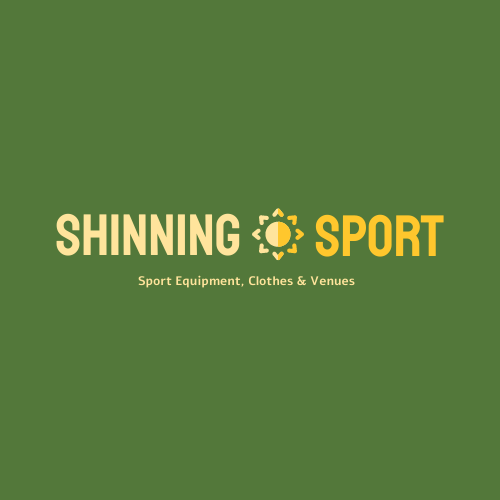 Logo template: Simple Logo With Title Generated For Sports' Related Store (Created by InfoART's Logo maker)
