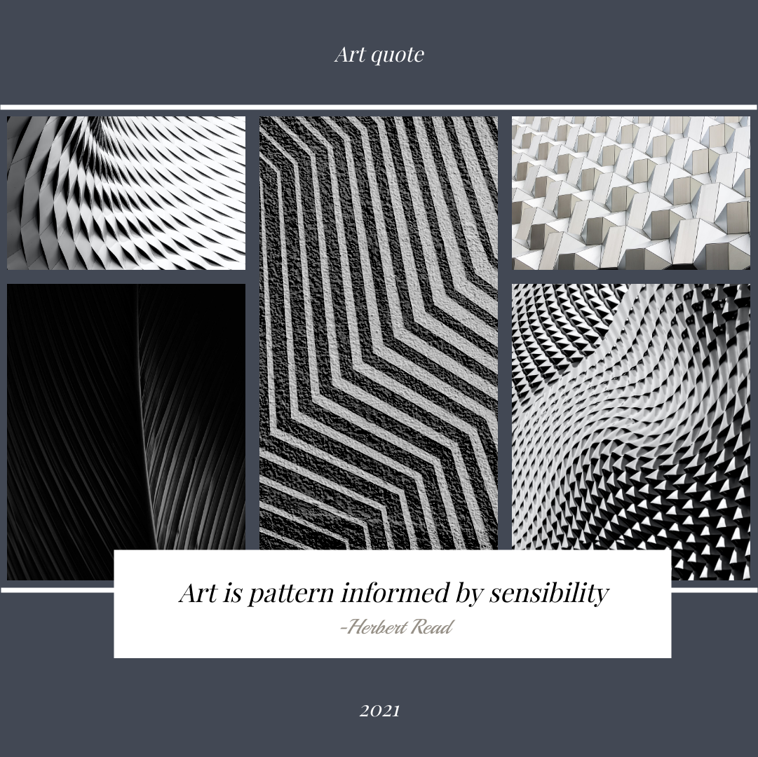 Photo Collage template: Art Pattern Photo Collage (Created by Collage's Photo Collage maker)
