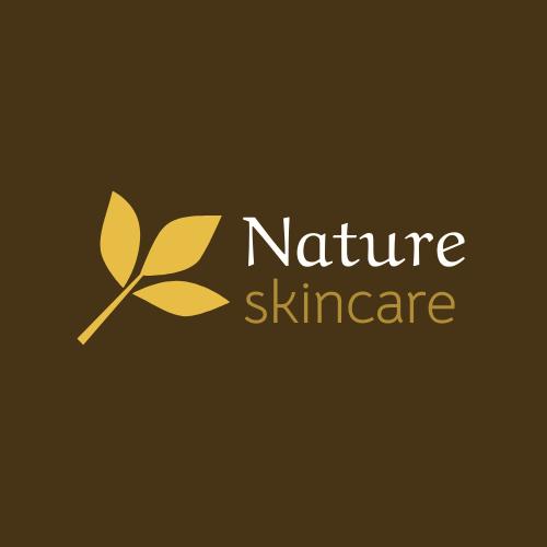 Logo template: Nature Skincare Logo (Created by InfoART's Logo maker)