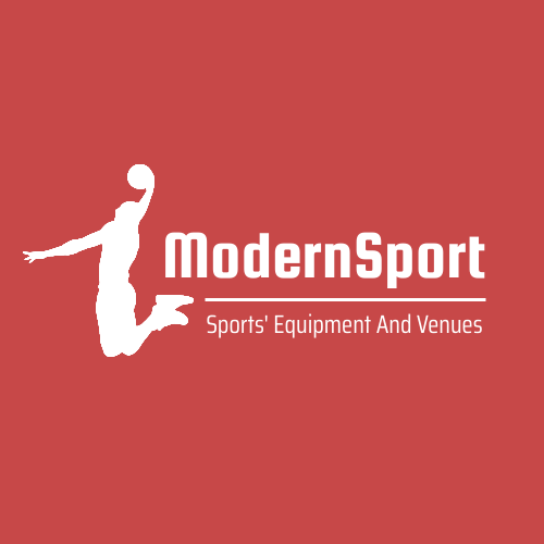 Logo template: Sport Related Logo Designed With Silhouette Of Basketball Players (Created by InfoART's Logo maker)
