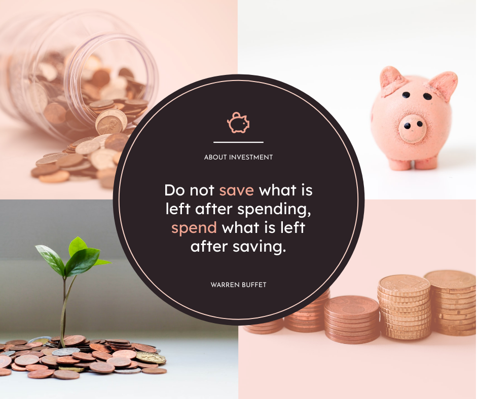 Facebook Post template: Finance Investment Quote Facebook Post (Created by InfoART's Facebook Post maker)