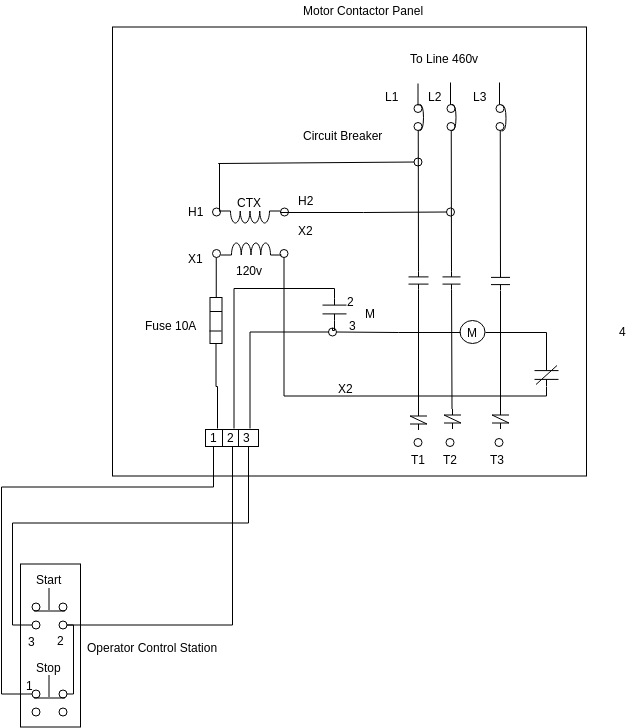 120v Motor Wiring Diagram