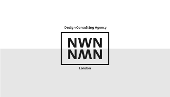 Business Card template: NWN Business Cards (Created by InfoART's Business Card maker)