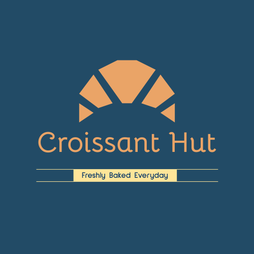 Logo template: Croissant Logos (Created by InfoART's Logo maker)