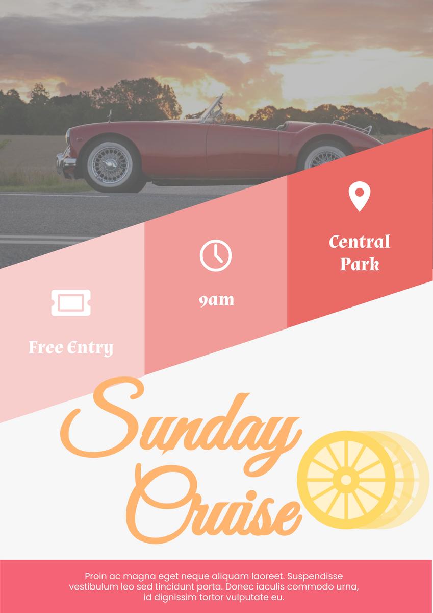 Sunday Cruise