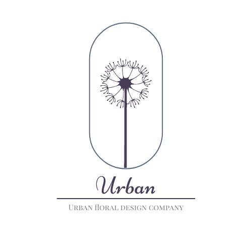 Logo template: Floral Logos (Created by InfoART's Logo maker)