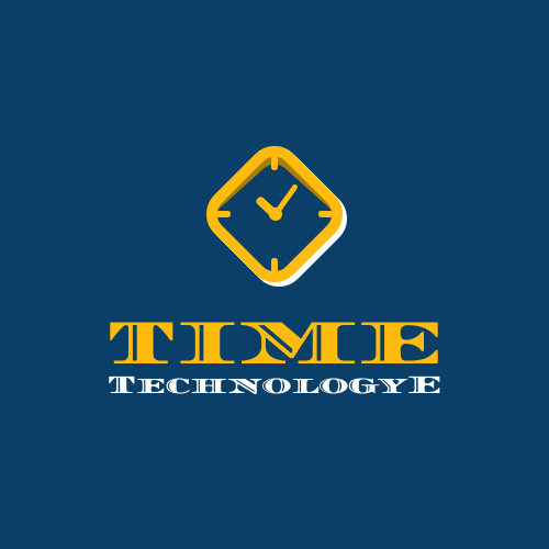 Logo template: Clock Logo Generated For Technological Company (Created by InfoART's Logo maker)