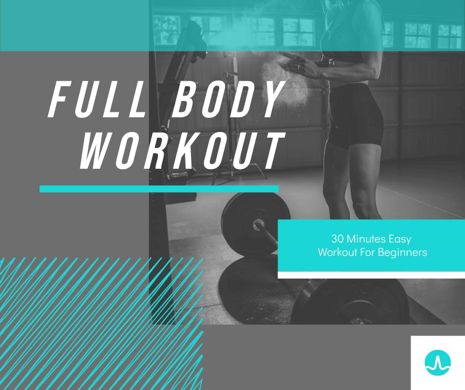 Facebook Post template: Blue Workout Photo Fitness Influencer Facebook Post (Created by InfoART's Facebook Post maker)