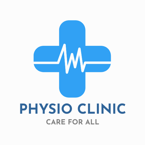 Logo template: Physio Clinic Logo (Created by InfoART's Logo maker)