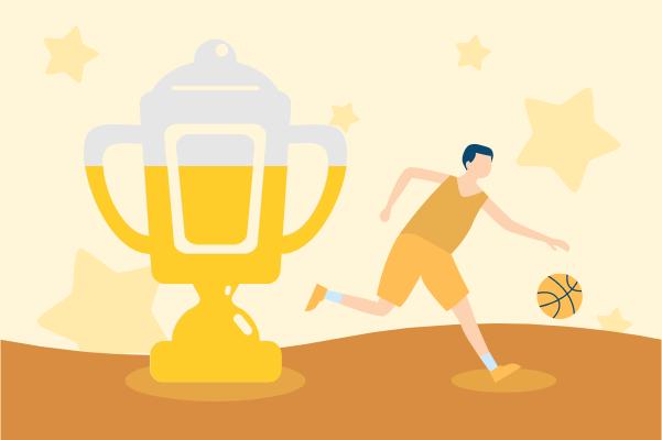 进度条 template: Champion Cup (Created by InfoChart's 进度条 maker)