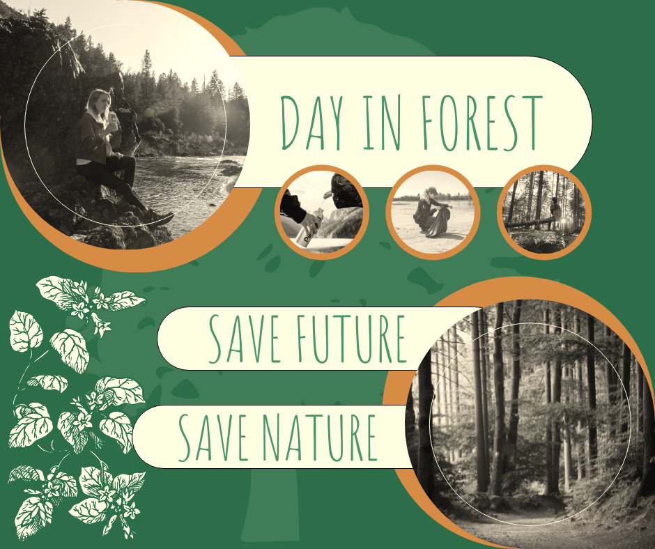 Facebook Post template: Nature Earth Day Facebook Post (Created by Collage's Facebook Post maker)