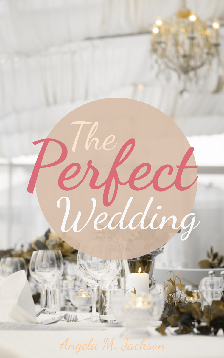 Book Cover template: The perfect wedding book cover (Created by InfoART's Book Cover maker)