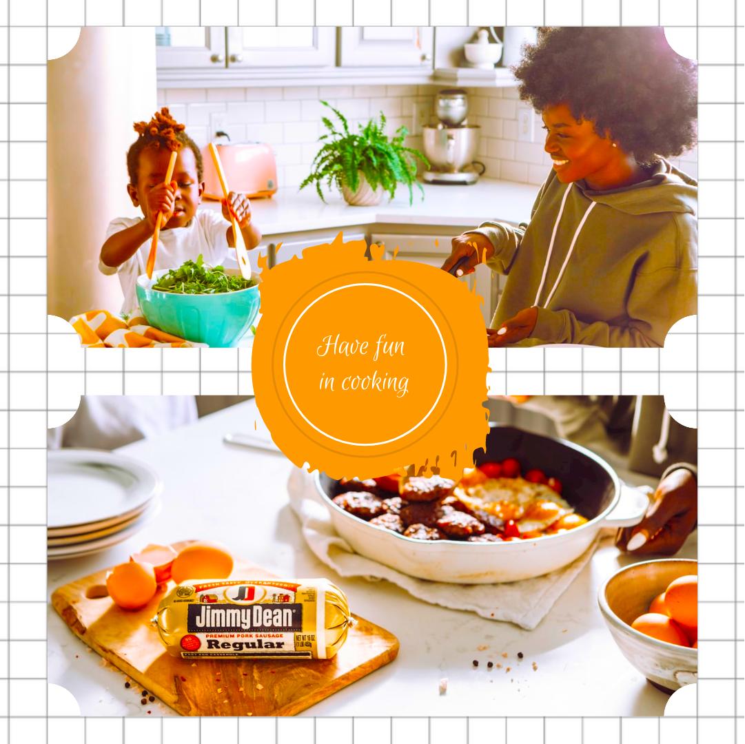 Instagram Post template: Simple Foodie Collage Instagram Post (Created by Collage's Instagram Post maker)