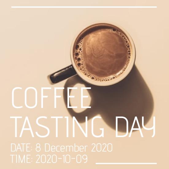 Coffee Tasting Day