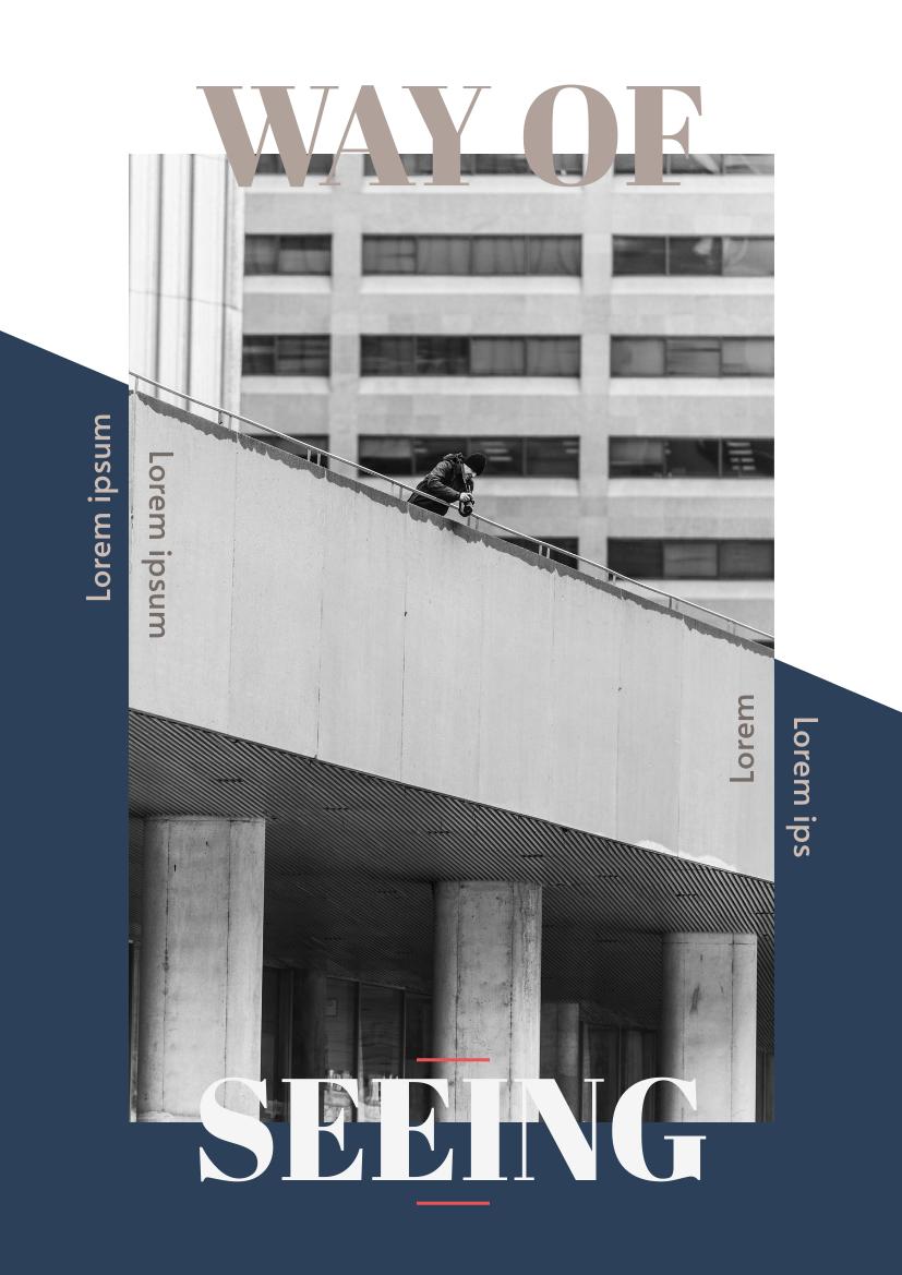 Flyer template: Photography Flyer 2 (Created by InfoART's Flyer maker)