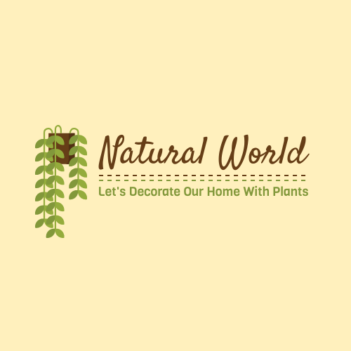 Logo template: 2-Colour Logo Created For Store Selling Plants (Created by InfoART's Logo maker)