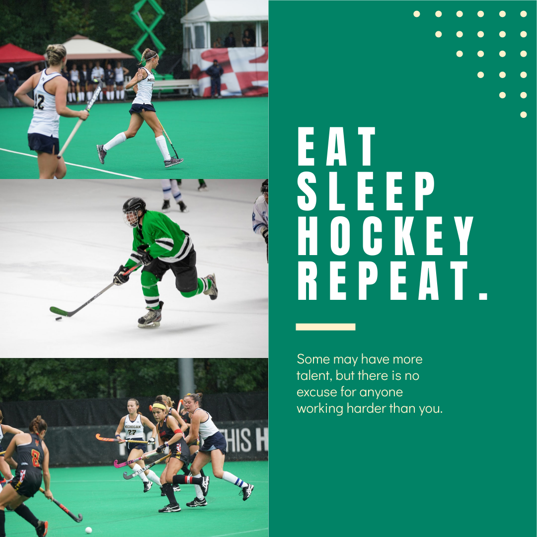Photo Collage template: Hockey Players Photo Collage (Created by Collage's Photo Collage maker)