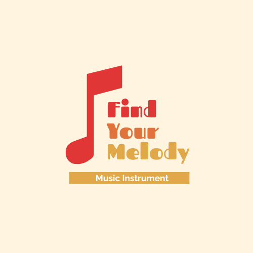 Logo template: Music Logo Created For Music Instrument Store (Created by InfoART's Logo maker)