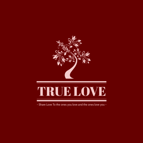 Logo template: Social Center Logo Created With Artistic Graphic Of Tree (Created by InfoART's Logo maker)
