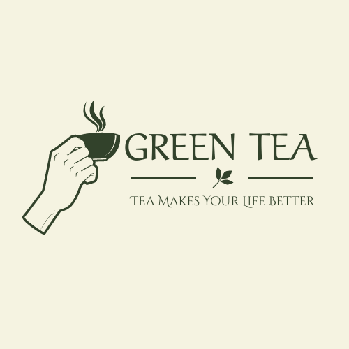 Logo template: Green Tea Logo (Created by InfoART's Logo maker)