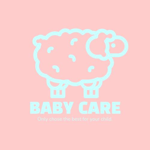 Logo template: Baby Care Logos (Created by InfoART's Logo marker)