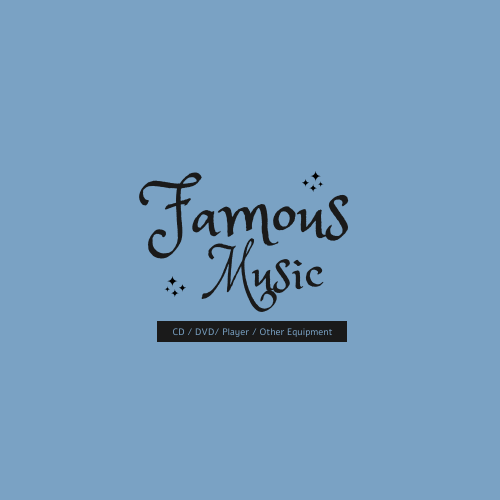 Logo template: Music Related Store Logo Created With Special Typography Design (Created by InfoART's Logo maker)