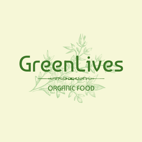 Logo template: Typographic Logo Generated For  Organic Food Company (Created by InfoART's Logo maker)