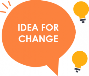 Idea for Change